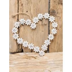 Herz Edelweiss