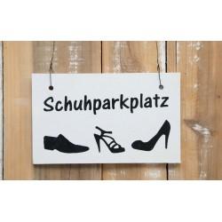 Schuhparkplatz