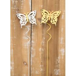Stecker Schmetterling - Set