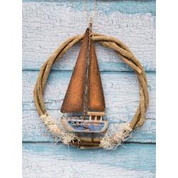 Türkranz Segelboot